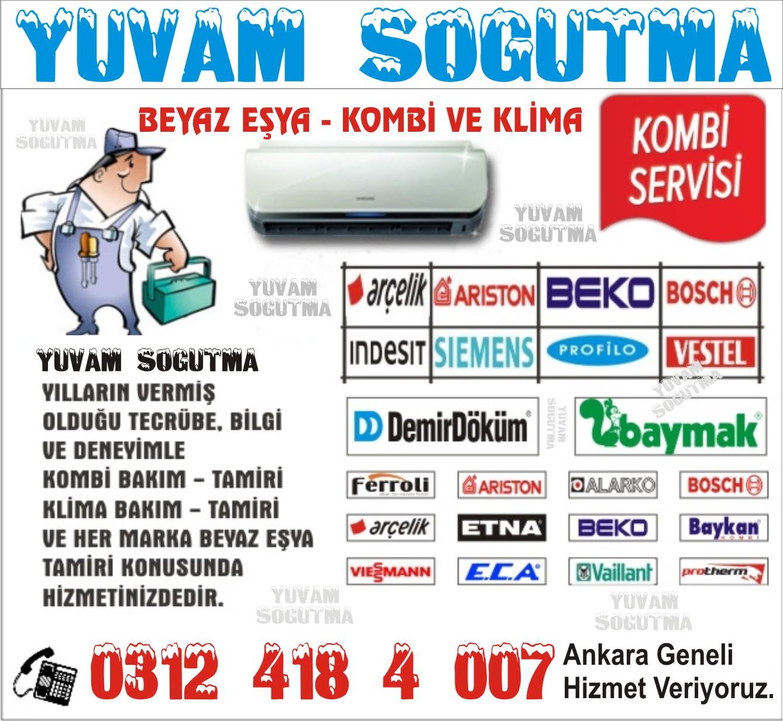 Ankara Klima Bakım Fiyatları